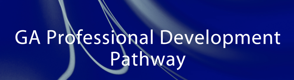Title - GA Professional Development Pathway